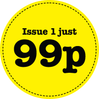 Issue 1 just 99p